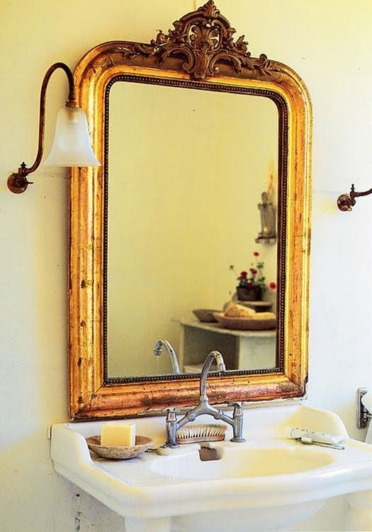 Miroir, mon beau miroir.....