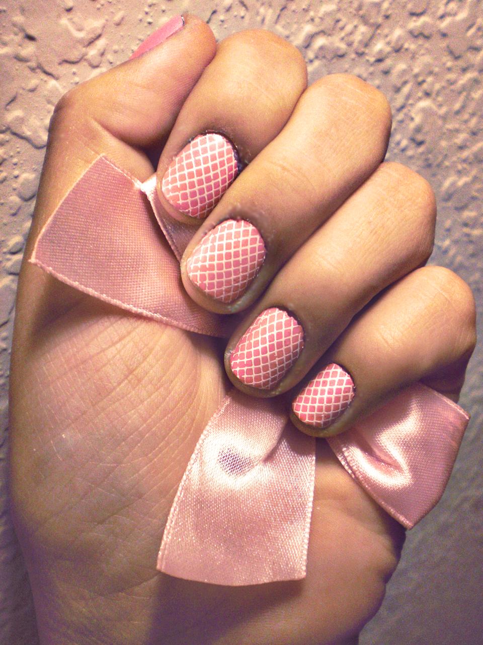 Дизайн на маленькие ногти